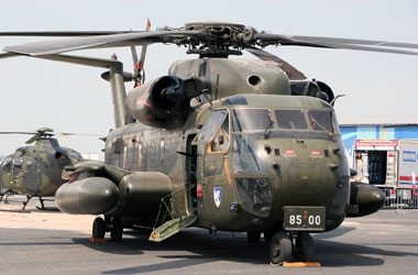 Sikorsky CH-53 GS
