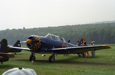 North American T-6/AT-6