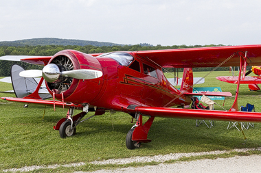 Beech D 17 S Staggerwing