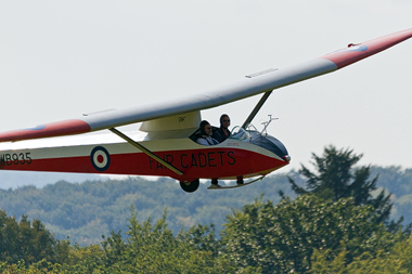 Slingsby Sailplanes T21 B