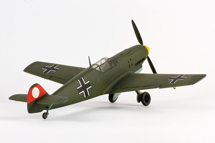 Bf 109 D
