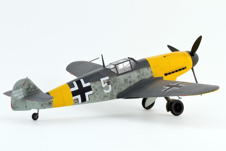 Bf 109 F-4