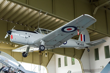 De Havilland Canada DHC-1 Chipmunk T-10